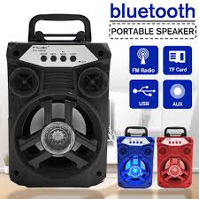 Mini Speaker 8W High Power <b>Portable Bluetooth</b> Wireless Mini ...