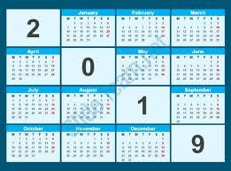 calendar template for powerpoint 2019 calendar powerpoint template powerpoint presentation designs