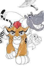 Small Picture Lion Guard Lion Guard Colouring Disney Junior UK