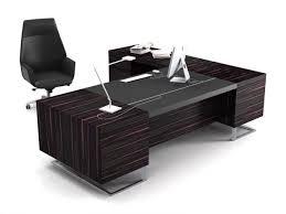 l shaped office desk modern. Modren Modern Modern Executive Office Design 4  Elegant Black Desks L Shaped  Desk In