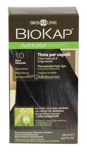 Tinta Per Capelli Biokap Delicato Bios Line