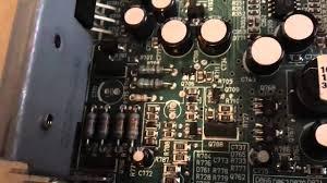 2006 Honda Ridgeline Radio Lights Not Working Honda Accord Radio Back Light Fix Tutorial