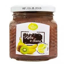 <b>Джем Te Gusto</b> Киви и банан (330 г) - IRMAG.RU
