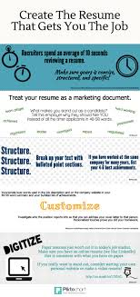 How To Make A Resume How To Make Your Resume Stand Out Visually 83