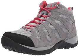 Columbia Womens Redmond V2 Mid Waterproof Hiking Shoe