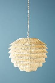 pendant lighting pictures. Tiered Rattan Pendant Lighting Pictures