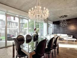 modern crystal dining room chandeliers large size of modern room interesting big crystal dining room chandeliers