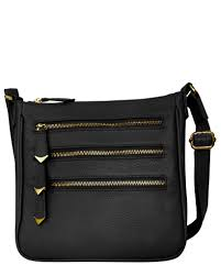 concealed carry purse roma 7017 black