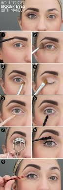 15 tips and tricks on how to make your eyes look bigger brighter makeup eye