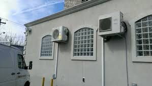 ductless ac installation.  Installation Ductless Air Conditioner Installed In Trenton On Ac Installation