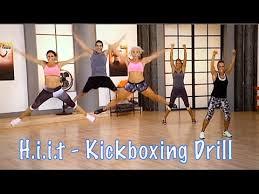 hiit workout turbo round 63 kickboxing turbo kick with christine dwyer