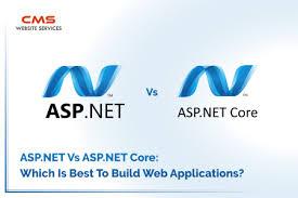 asp net vs asp net core which is best