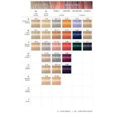 Igora Colour Chart Igora Royal Permanent Color Creme