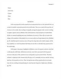 essay about global economic recessi cause and effects of an economic recession economics essay