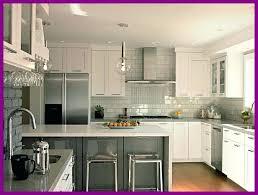 white glass backsplash ideas glass kitchen glass with white cabinets