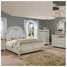 STANLEY ANTIQUE WHITE MARBLE TOP BEDROOM SET PRODUCT | furniture ...