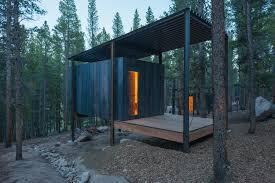 Colorado Outward Bound Micro Cabins / University of Colorado Denver,   Jesse Kuroiwa