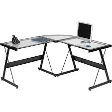 computer desks ideal for your home office with target computer with regard to glass top desk
