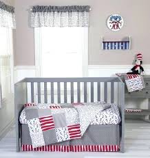 dr seuss baby bedding sets baby bedding cat and things 3 piece crib bedding set dr