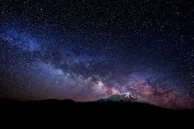 No Light Pollution Darwin Killed God What The Night Sky Looks Like Without