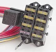 universal fuse block parts accessories painless fuse block