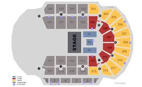 Stockton Arena Seating Chart Stockton Arena Stockton Tickets Schedule Seating Chart