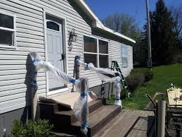 Mobile Home Paint Decoration Exterior With 9 Colors 16 Can I My