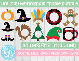The free svg snowman snowflake initial monogram stencil cut files are available for free in my offering svg jpeg stencil cut files and cut file bundles that are great for cutting on cricut, and silhouette cutting machines. Holiday Monogram Frame Svg Cut File Bundle Crazy Crafty Lady Co