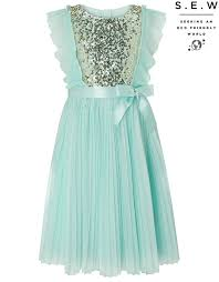 <b>Girls</b>' <b>Dresses</b> | Kids' <b>Dresses</b> | Lace & Sequin | Monsoon