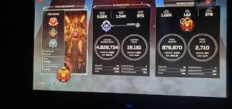 Apex Legends PS4 Account for Sale / 20k ...