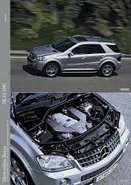 The ml 63 amg celebrates its world premiere at the 61st international motor show (iaa) in frankfurt/main, and will be launched during the second quarter of 2006. 2006 Mercedes R63 Amg And Ml63 Amg Top Speed