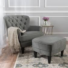 mac at home extra large moon chair with ottoman. teton grey fabric club chair and ottoman mac at home extra large moon with