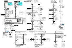 2001 ford f350 super duty, problem is no power to the trailer 1999 ford f350 trailer wiring diagram at Ford F350 Wiring Diagram For Trailer Plug