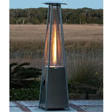 outdoor garden heaters outdoor heating meets patio art in this pyramid flame heater garden outdoor patio