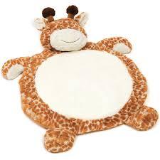 fuzzy factory  giraffe baby mat  peter's of kensington
