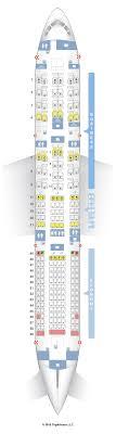 Seatguru Seat Map Japan Airlines Boeing 787 9 789