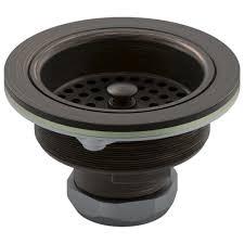 Kohler K 8799 2bz Duostrainer Oil Rubbed Bronze Drains Basket