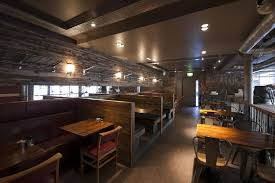 cm design consultants award winning interior design consultancy portfolio restaurant epicures of hyndland