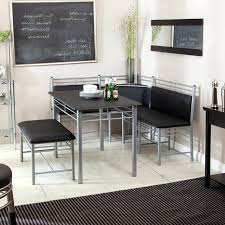 Corner Dining Set With Storage Uk Nook Kitchen Sets Layout Design Small  Large Breakfast Modern Grey