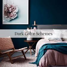 dark bedroom colors. Perfect Colors Dark Bedroom Color Scheme Ideas Intended Colors