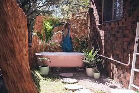 bon spell designs diy outdoor bath