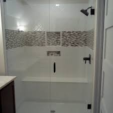 Bathtubs: Superb Bathtub Shower Door photo. Tub Shower Enclosure ...