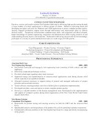 resume for qa tester