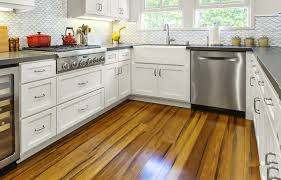 Wood Floor For Kitchens All About Bamboo Flooring This Old House