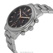 michael kors gunmetal ion plated watch 5% off michael kors michael kors pennant chronograph gunmetal ion plated mens watch mk8369 1603728