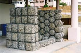 Small Picture The stability of gabion walls for earth retaining structures