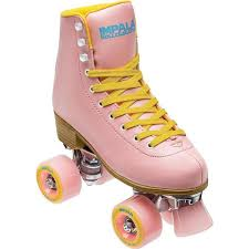 Impala Quad Skate Pink In 2019 Christmas18 Pink Wheels