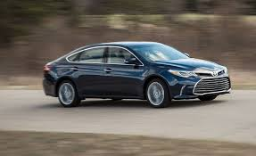 2018 toyota models. 2018 toyota avalon models