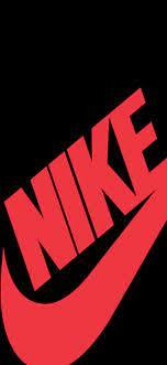 Wallpaper iPhone X - Nike logo ...