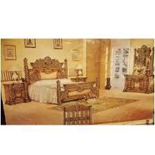 Sheesham Bedroom Furniture Sheesham Chinioti Bed Set Preorder Only Bd5005